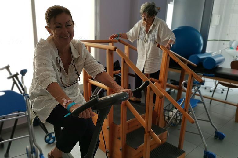 CK-fisioterapia